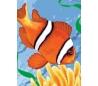 ערכת ציור לילדים - דג ליצן נימו
