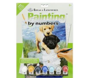 ערכת ציור לילדים - גורים