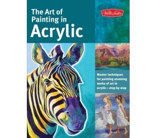לימודי ציור וטכניקות בצבע אקריליק