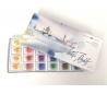 צבעי מים סנט פיטרסבורג מקצועיים 24 גוונים
