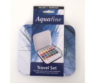 סט צבעי מים לנסיעה 24 גוונים דאלר ראוני