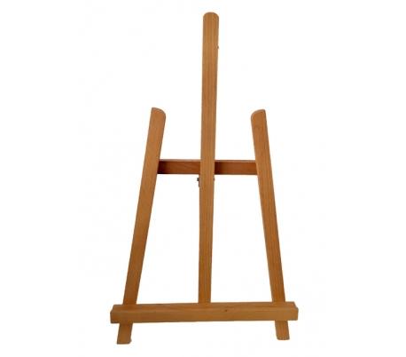 מעמד /כן ציור שולחני בסיסי מעץ