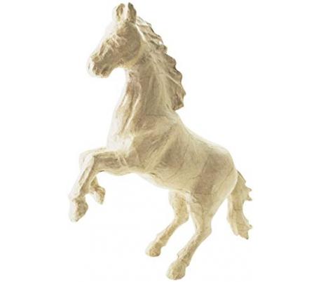 עיסת נייר סוס על רגליים אחוריות DECOUPATCH