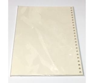 נייר מילוי ספירלה למחברת שורשים 30*21