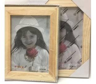 מסגרת תמונה עם זכוכית ב 4 גדלים