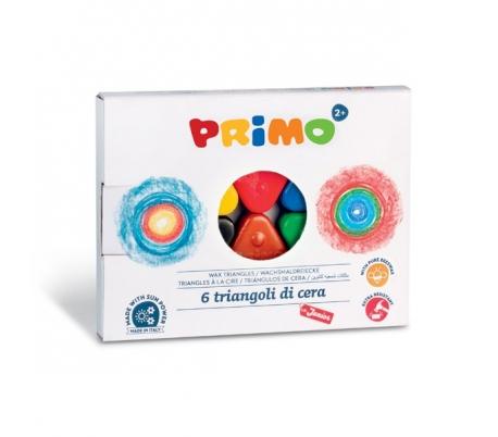 צבעי פסטל קסם 6 משולשים לילדים