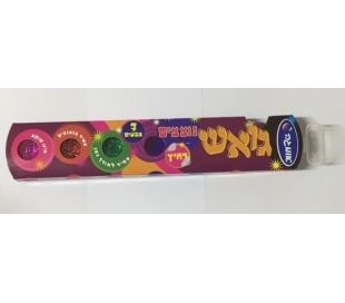 סט צבעי גואש נצנצים עם 7 גוונים