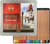 עפרונות פסטל רכים קוהינור ב-3 גדלים