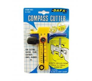 חותך עיגולים COMPASS CUTTER