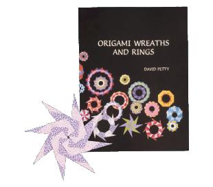 ספר אוריגמי זרים וטבעות
