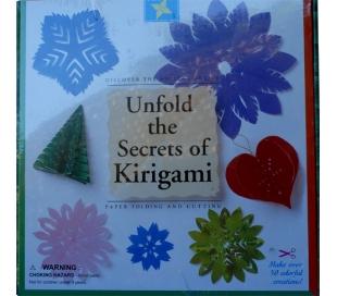 קיט ללימוד ואימון אומנות קיריגמי