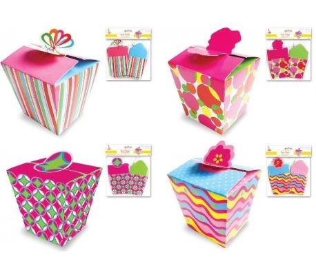 קופסאות מתנות לכל אירוע - 16 יח