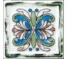 אריחי פורצלן פרחי וינטאג' 7.5*7.5 סמ במבחר