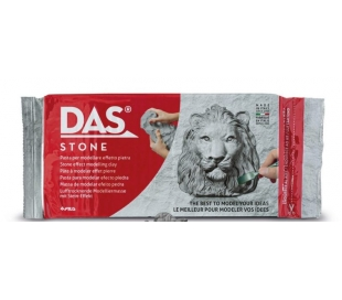 """חומר פיסול דאס סטון - 1 ק""""ג (DAS)"""