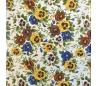 קרמיקה 15*15 בהדפס פרחים - אמנון ותמר