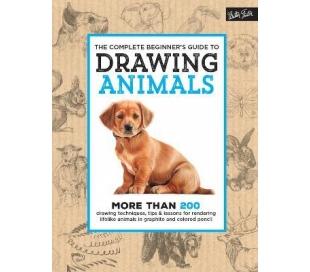 ספר לימוד יסודות רישומי חיות