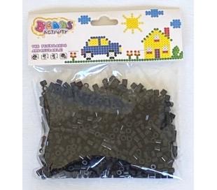 חרוזי גיהוץ 1000 יח - שחור
