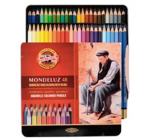 סט עפרונות אקוורל קוהינור מקצועיים - 48 גוונים