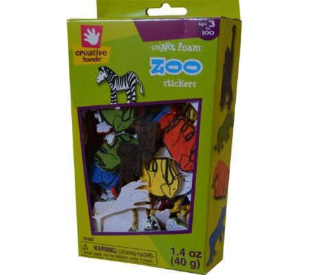 מדבקות סול גן בקופסא - חיות הג'ונגל