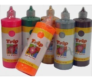 טריפ TRIP צבעי טוליפ תלת מימד