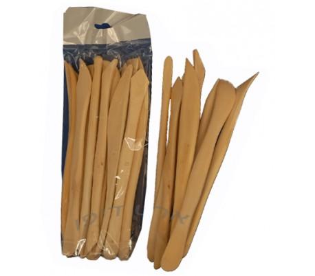 סט 15 כלי פיסול מעץ