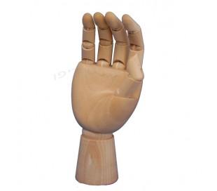 יד מנקין מעץ לציור