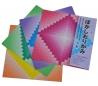 נייר אוריגמי ריבועים ומשבצות