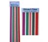 מארז 5 פסי בד לעיצובים - גוונים צבעוניים