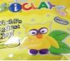 פלסטלינה צבעונית iClay מתייבשת באוויר