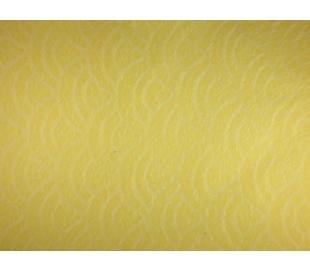 נייר עיצוב דו שכבתי לעיטור צהוב 5 דפים