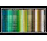קרנדש סופרקולור סט עפרונות אקוורל 120 גוונים