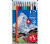 קרנדש פריזמלו סט עפרונות אקוורל ב 4 גדלים