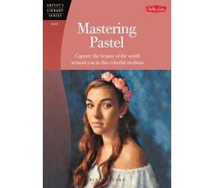 ספרות ללימוד ציור  - להתמחות בגירי פספטל