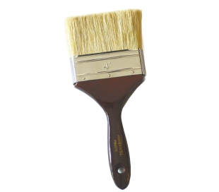 מברשת צבע מקצועית 10 סמ בריסל טבעי