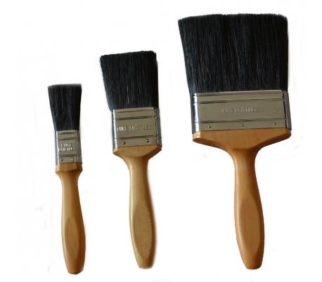 מברשות צבע מקצועיות ב 5 גדלים