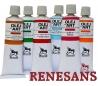"""צבעי שמן רנסנס ארופאי איכותי 60 מ""""ל"""