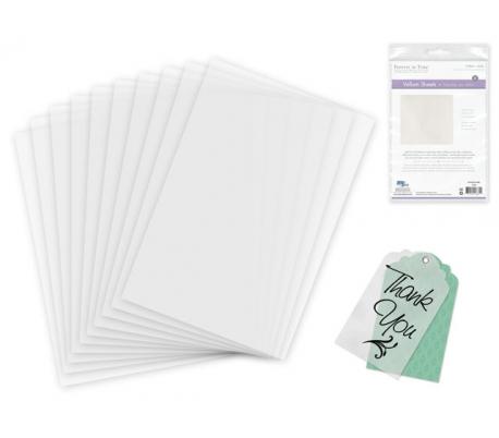 דפים שקופים VELLUM להכנת הזמנות