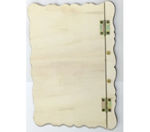 אלבום עץ מהודר גודל A4